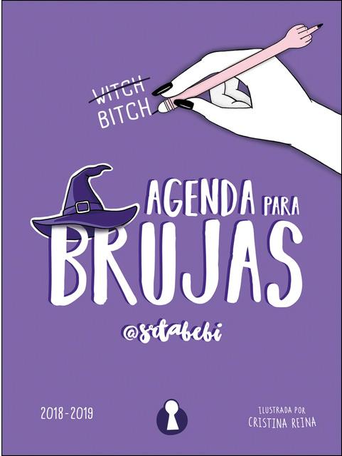 Comprar Agenda Para Brujas 2018 2019 Edición Escolar Limitada En