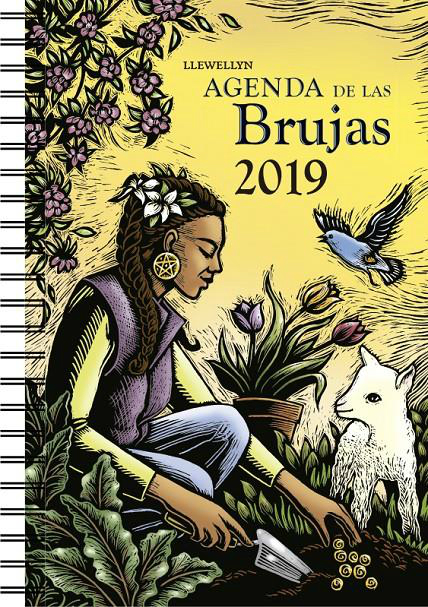 agenda 2019 de las brujas-9788491113652