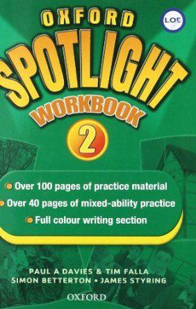 Oxford Spotlight 2 Enhanced Wb (spain) por Vv.aa. epub