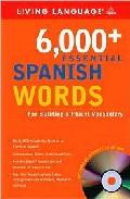 6.000 + Essential Spanish Words por Vv.aa. Gratis