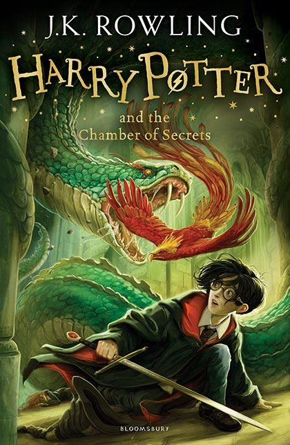 harry potter and the chamber of secrets-j.k. rowling-9781408855904