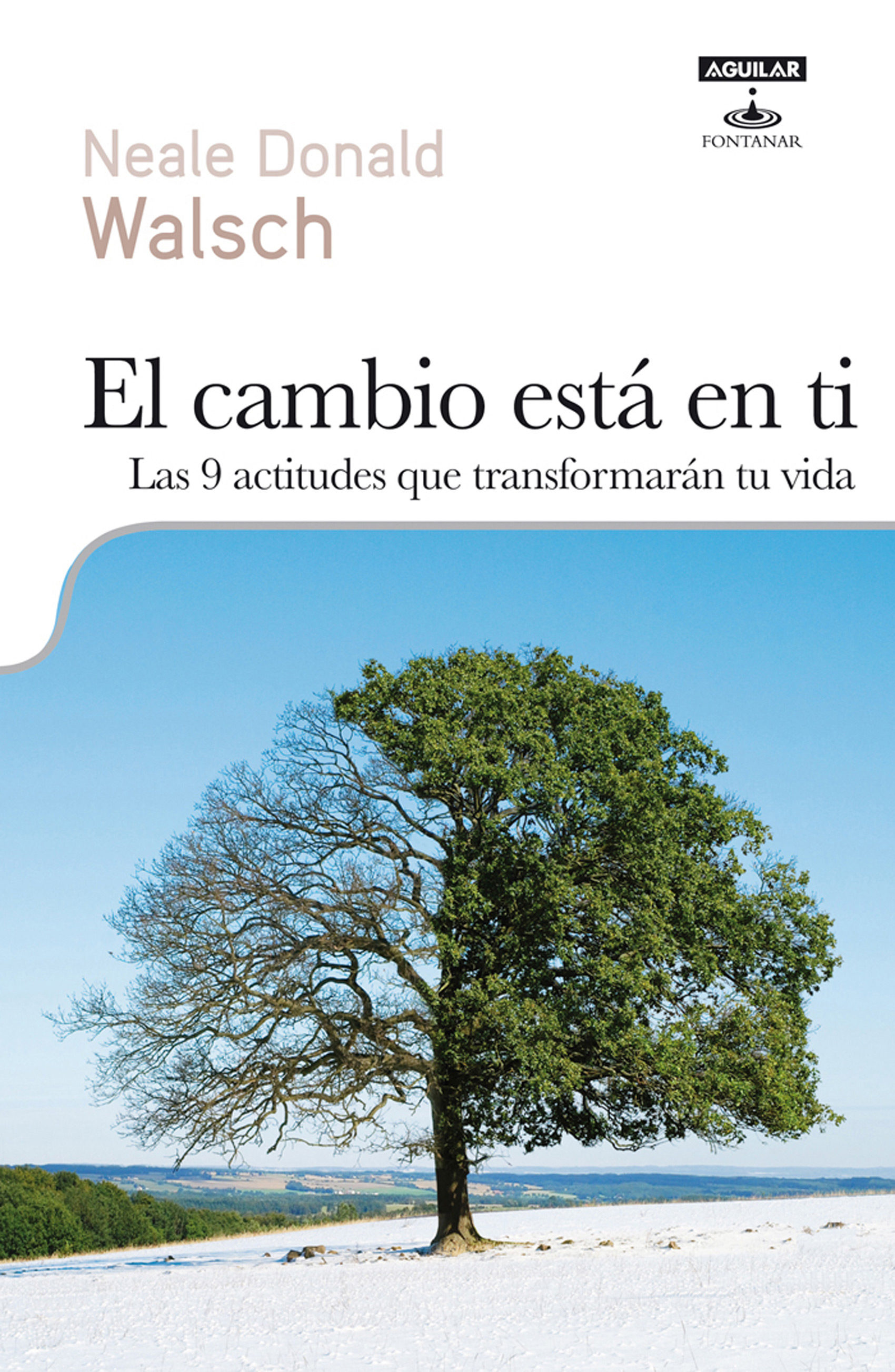 El Cambio Est� En Ti (ebook)neale Donald Walsch9786071112804