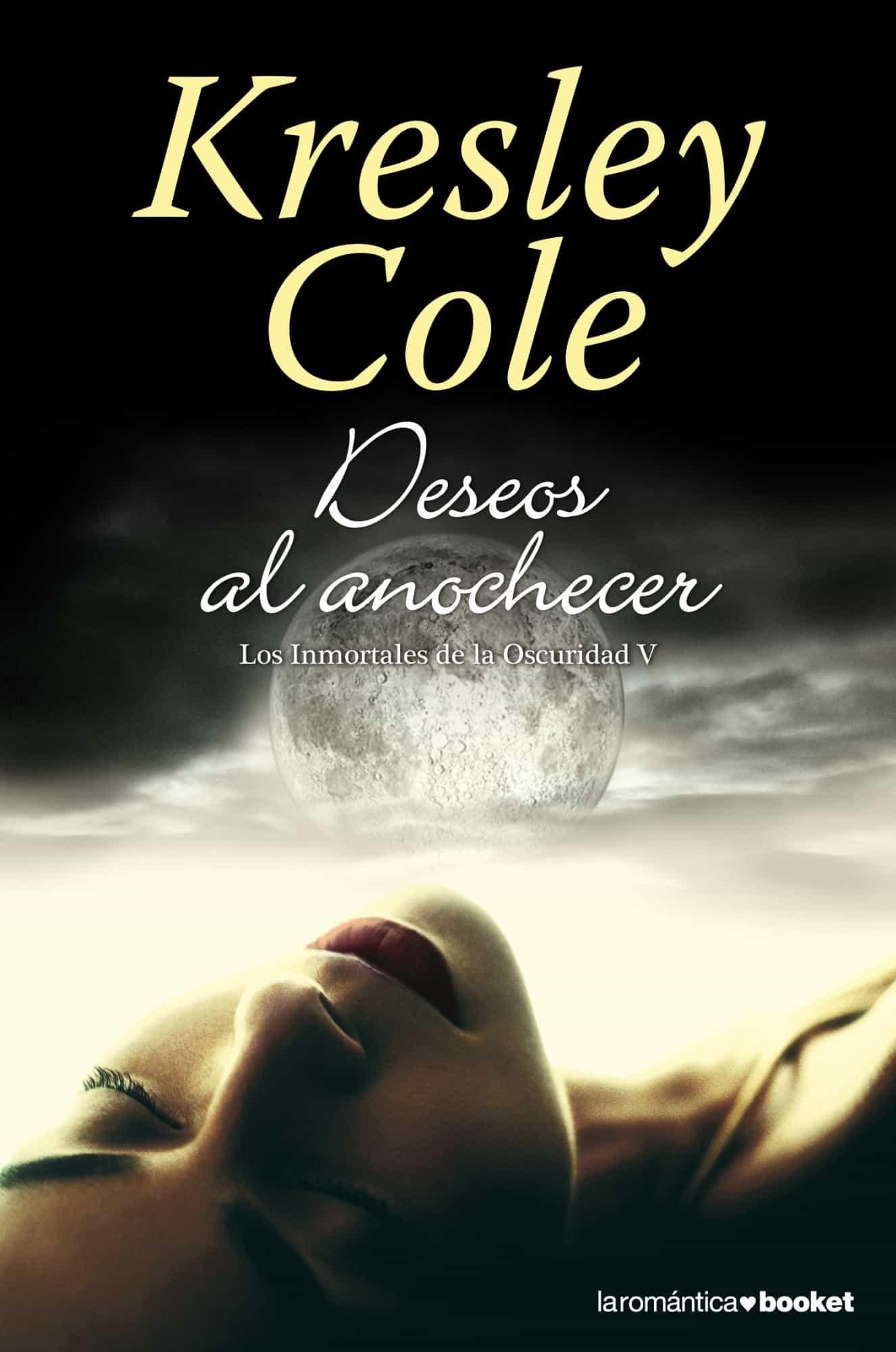 deseos al anochecer (los inmortales de la oscuridad 5)-kresley cole-9788408114604
