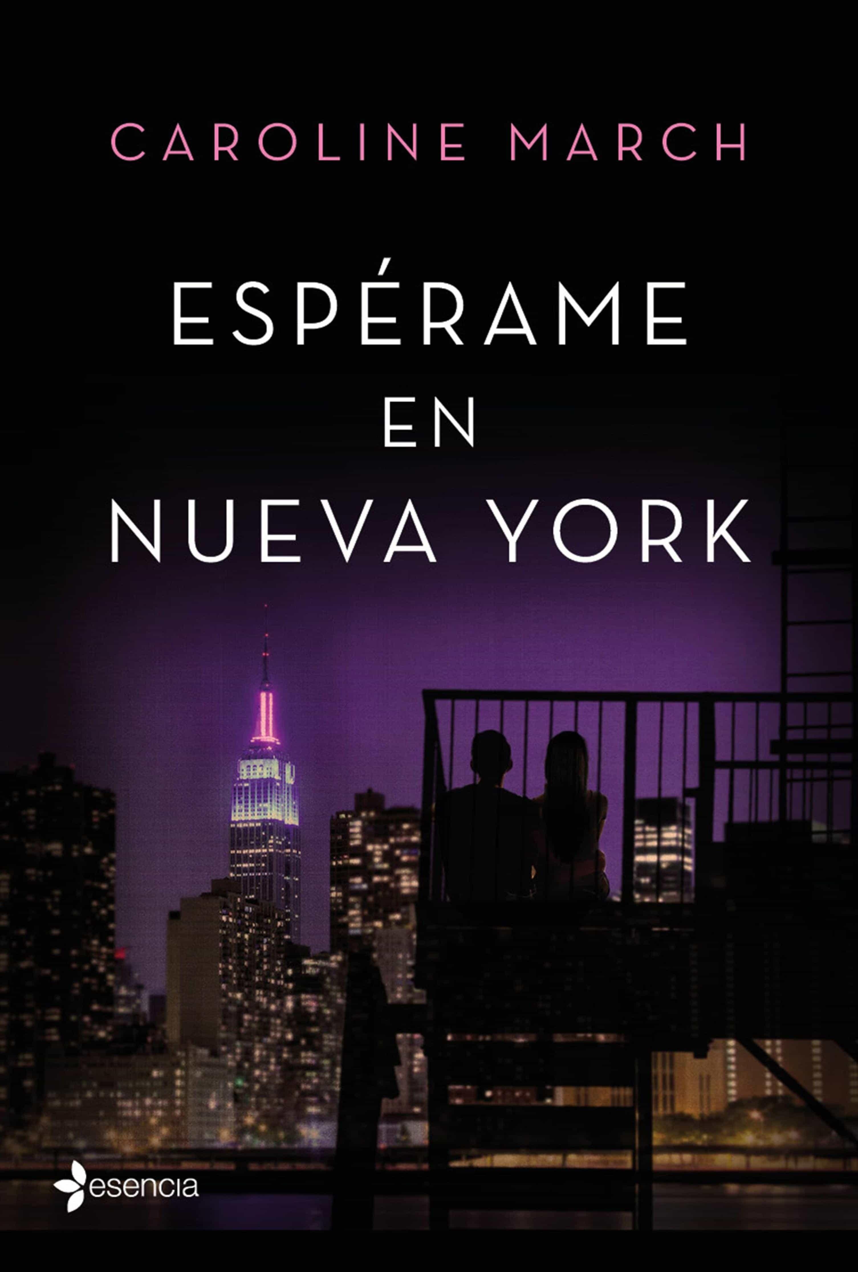 ESPÉRAME EN NUEVA YORK EBOOK | CAROLINE MARCH | Descargar libro PDF ...
