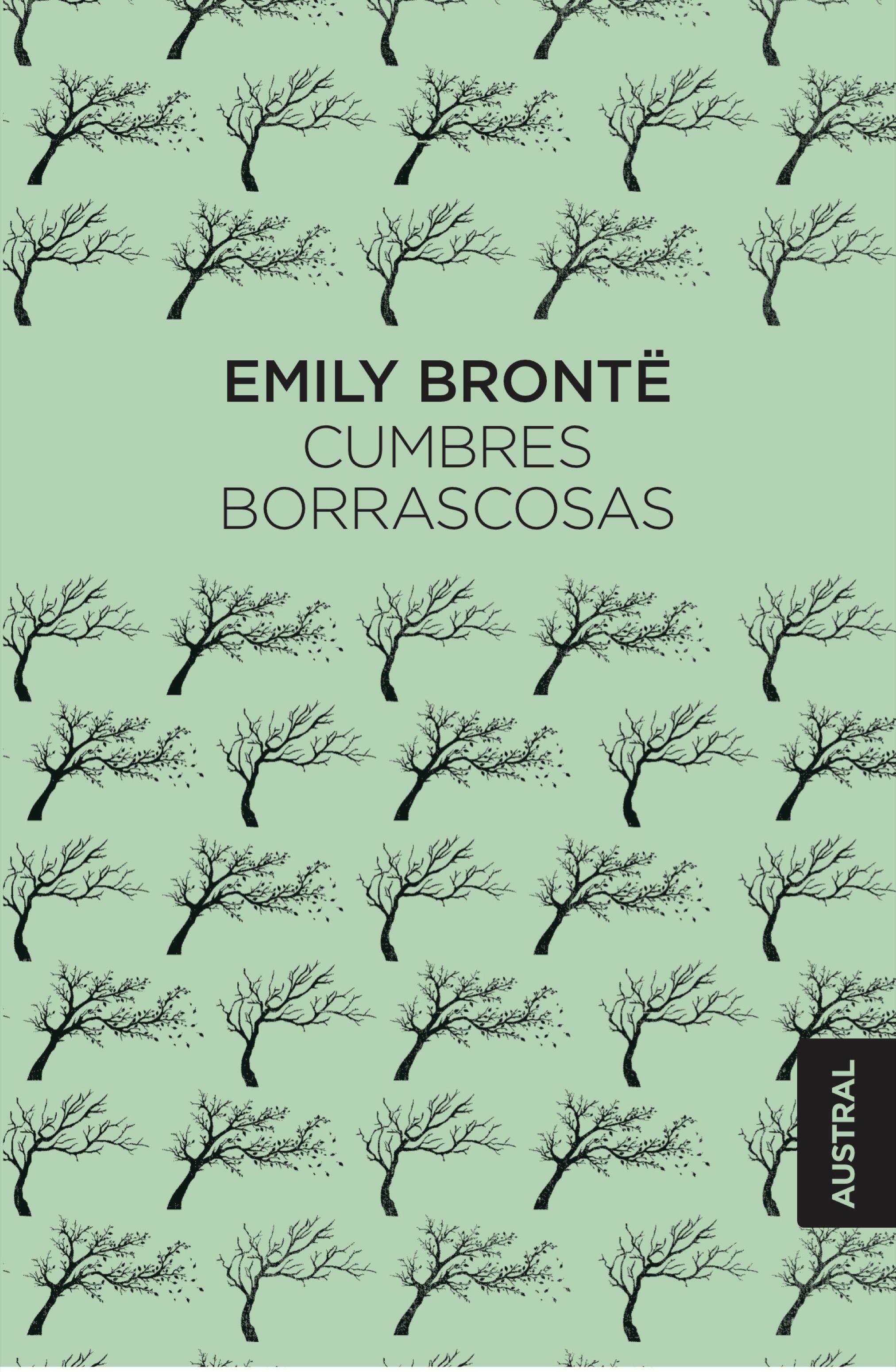 cumbres borrascosas-emily bronte-9788408181804