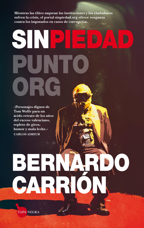 sin piedad-bernardo carrion-9788416776504