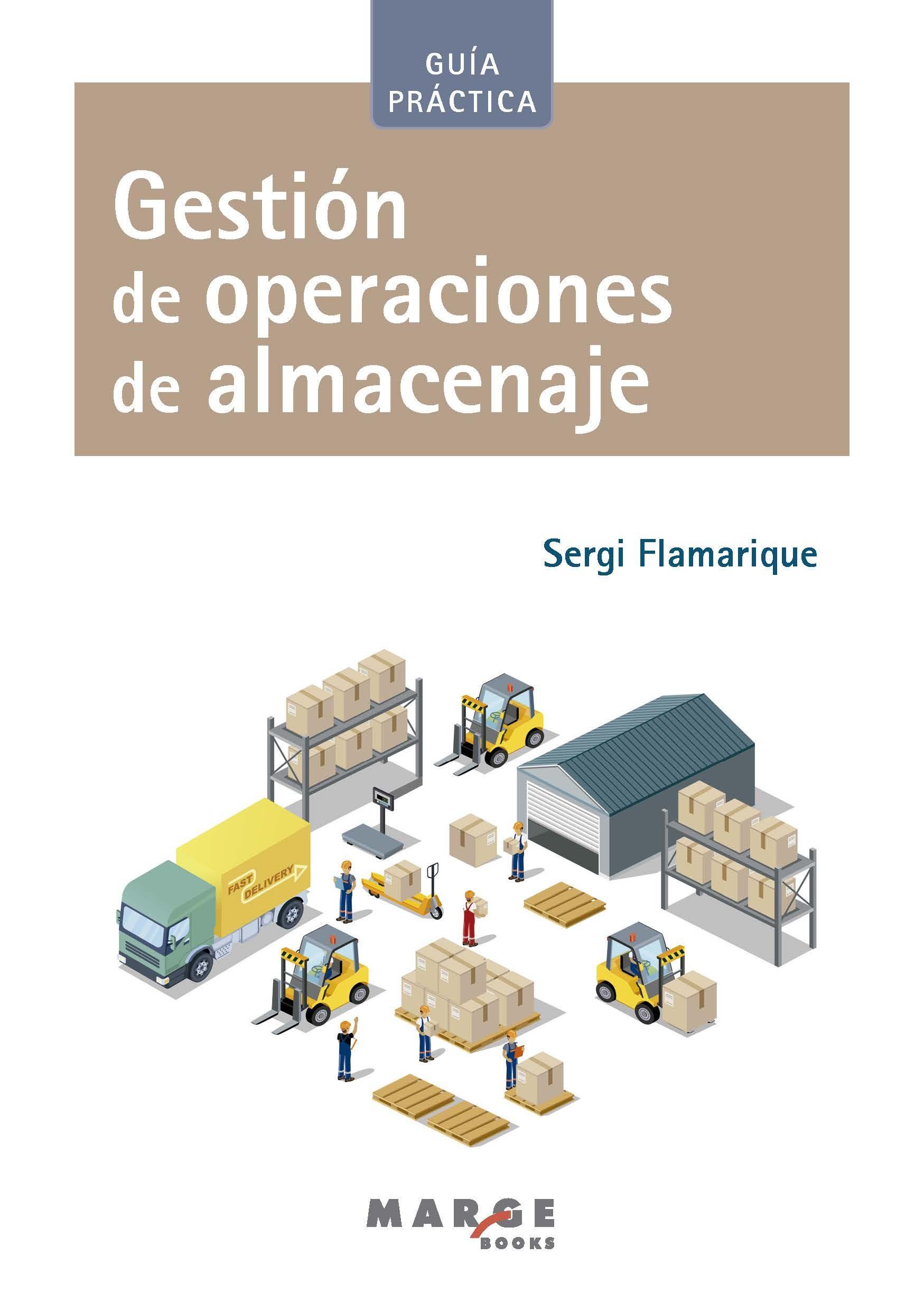 Gestión De Operaciones De Almacenaje   por Sergi Flamarique