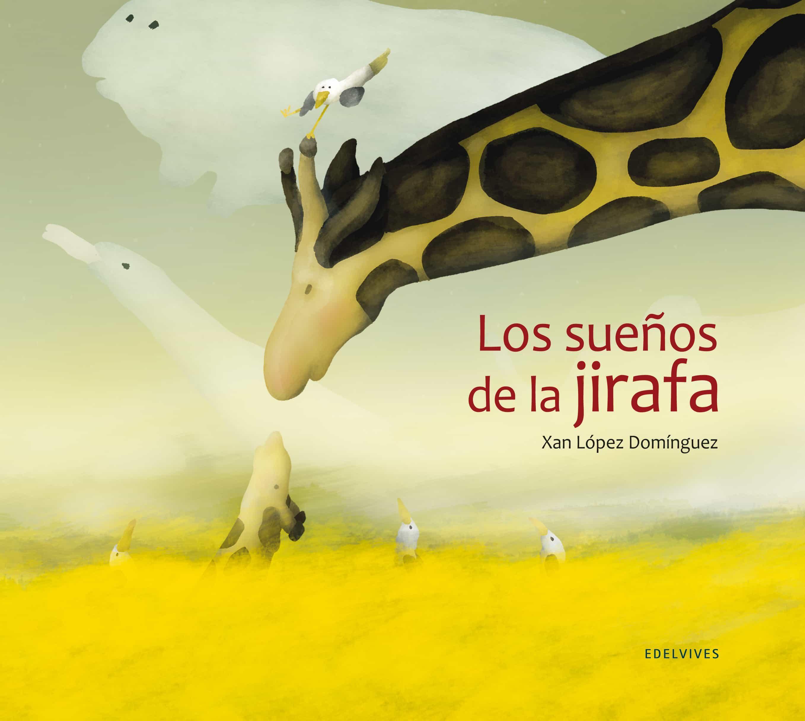 libros infantiles jirafas