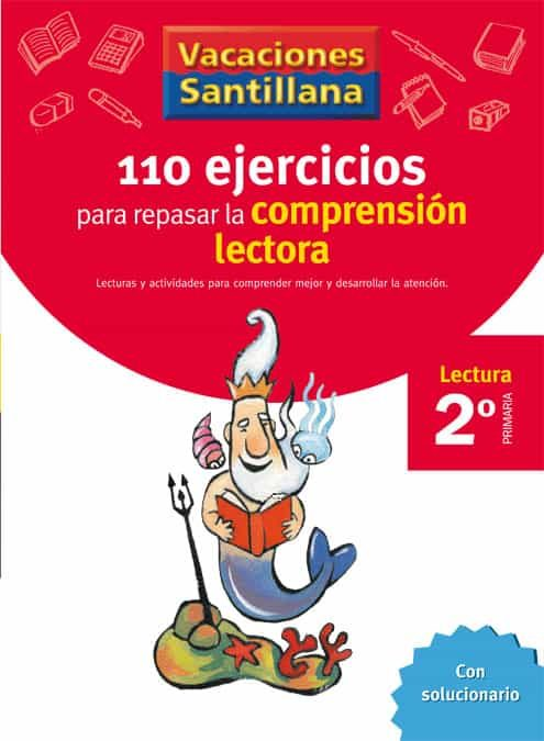 2 Vacaciones Comprension Lectora (educacion Primaria) por Vv.aa.