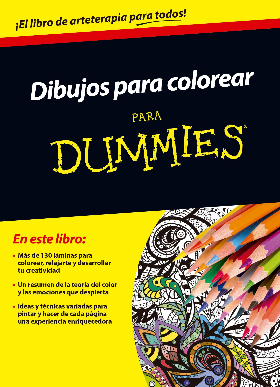 DIBUJOS PARA COLOREAR PARA DUMMIES | VV.AA. | Comprar libro ...