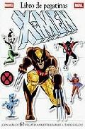 X Men Libro De Pegatinas por Vv.aa.