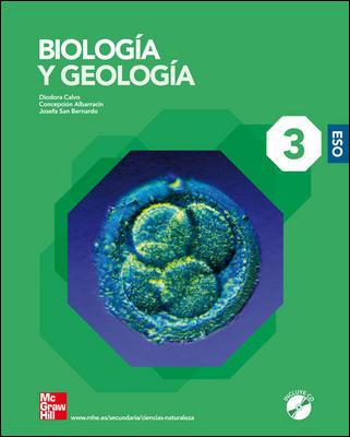 Biologia Y Geologia 3º Eso  General por Vv.aa. epub