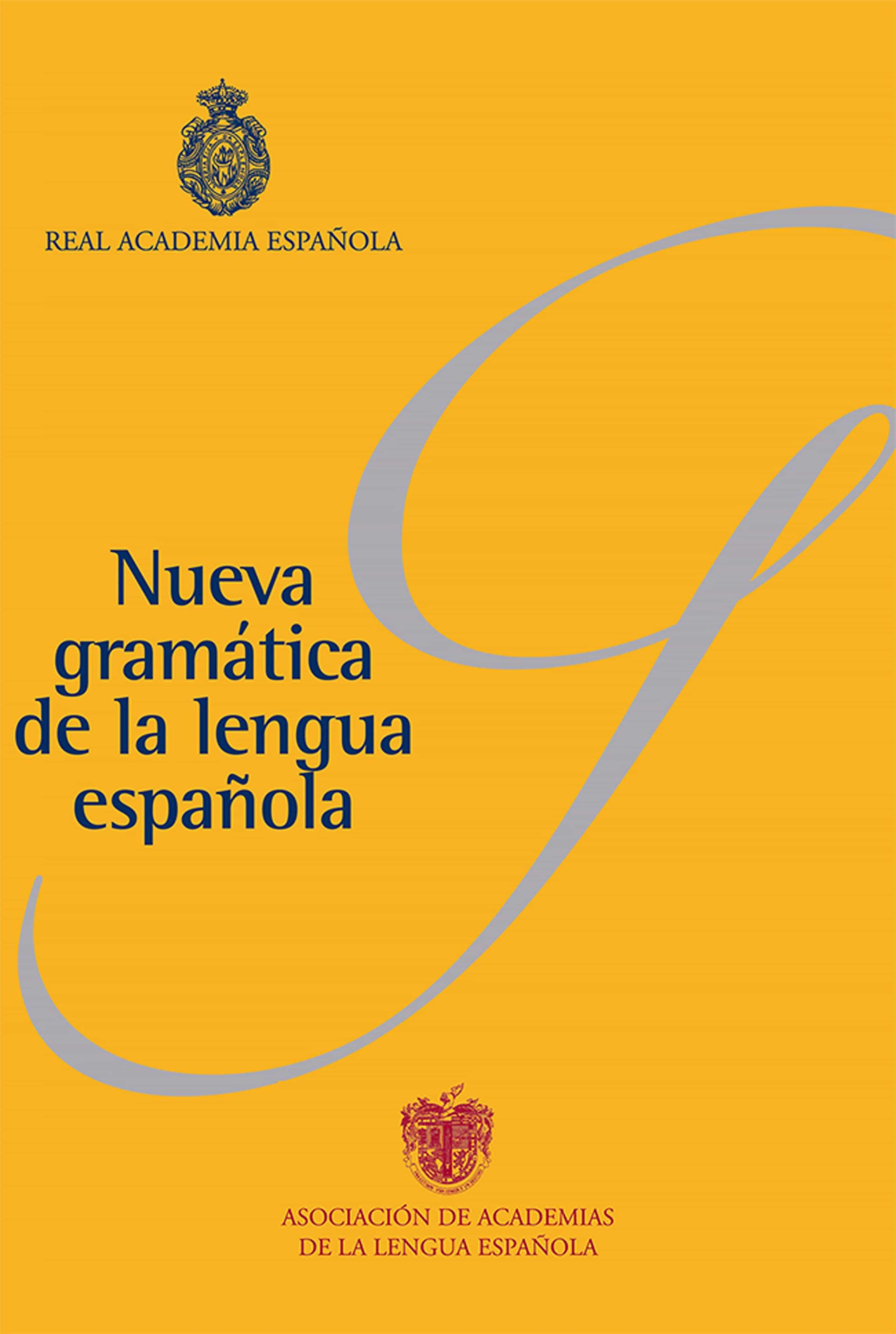 Nueva Gramática De La Lengua Española (pack)   por Real Academia Española