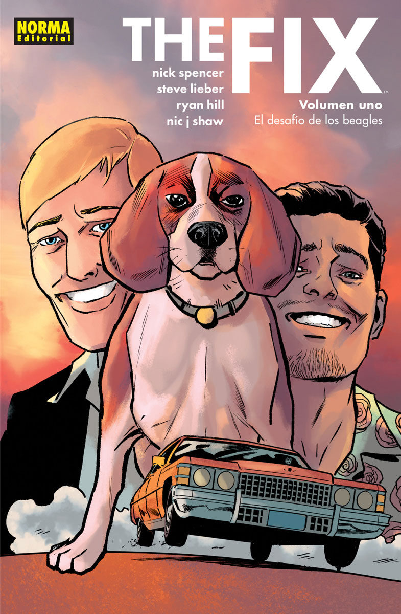 THE FIX 1: EL DESAFIO DE LOS BEAGLES