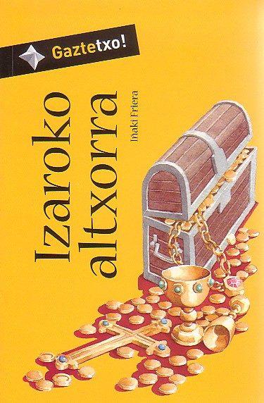 Izaroko Altxorra por Iñaki Friera