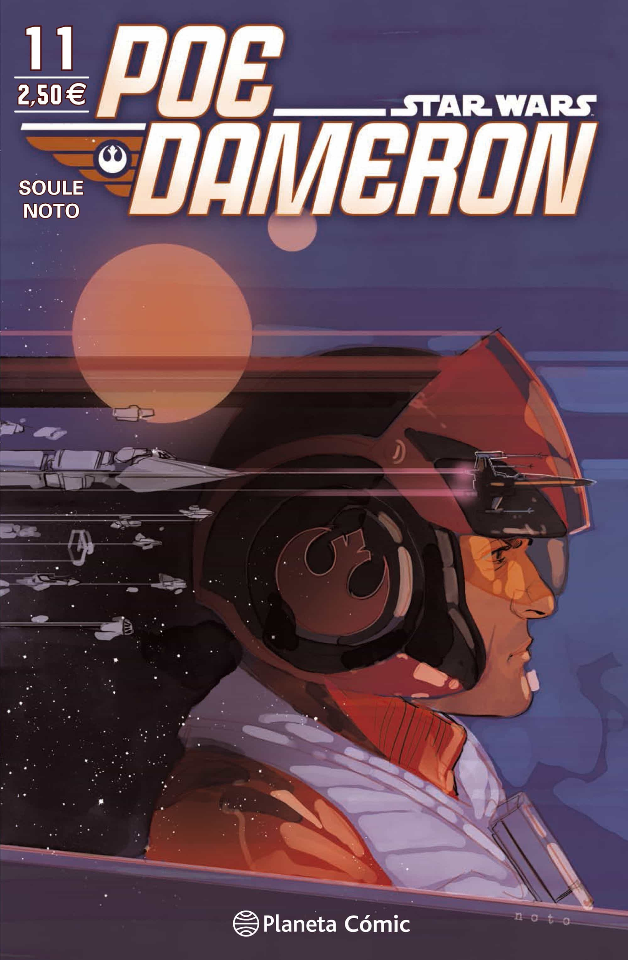 STAR WARS POE DAMERON Nº 11