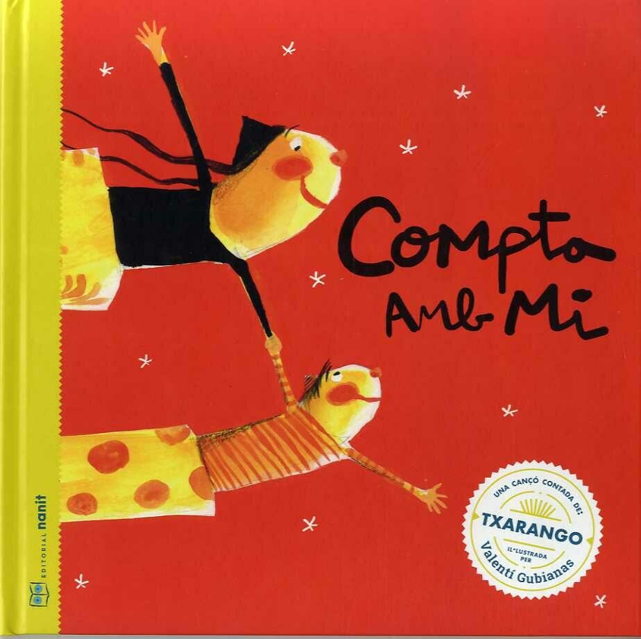 compta amb mi: una cançó contada de txarango-laia figueras-9788494977404
