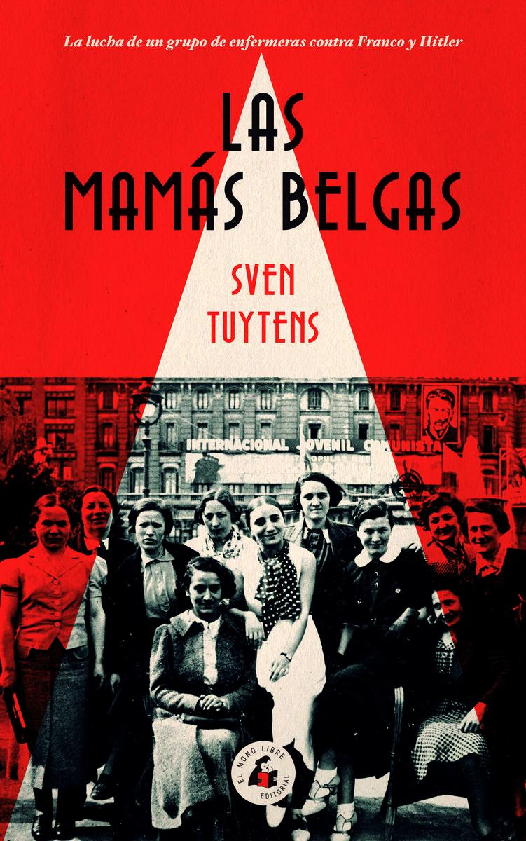 las mamás belgas-sven tuytens-9788494992704