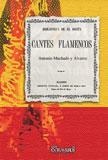 Cantes Flamencos (edicion Facsimil) por Antonio Machado Y Alvarez epub