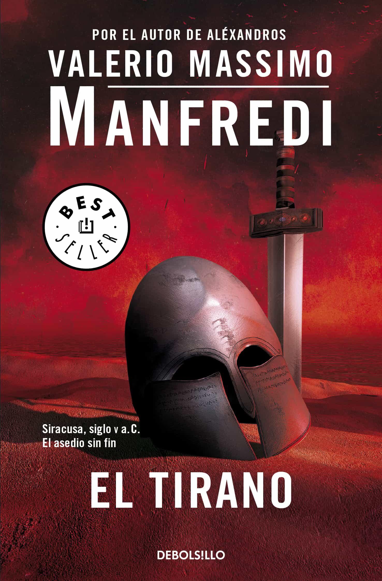 El Tirano por Valerio Massimo Manfredi