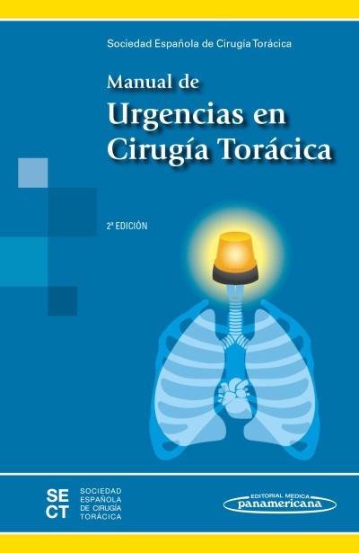Manual Urgencias Cirugía Torác. 2e por Vv.aa.