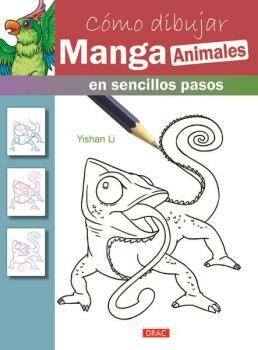 Como Dibujar Manga Animales por Yishan Li
