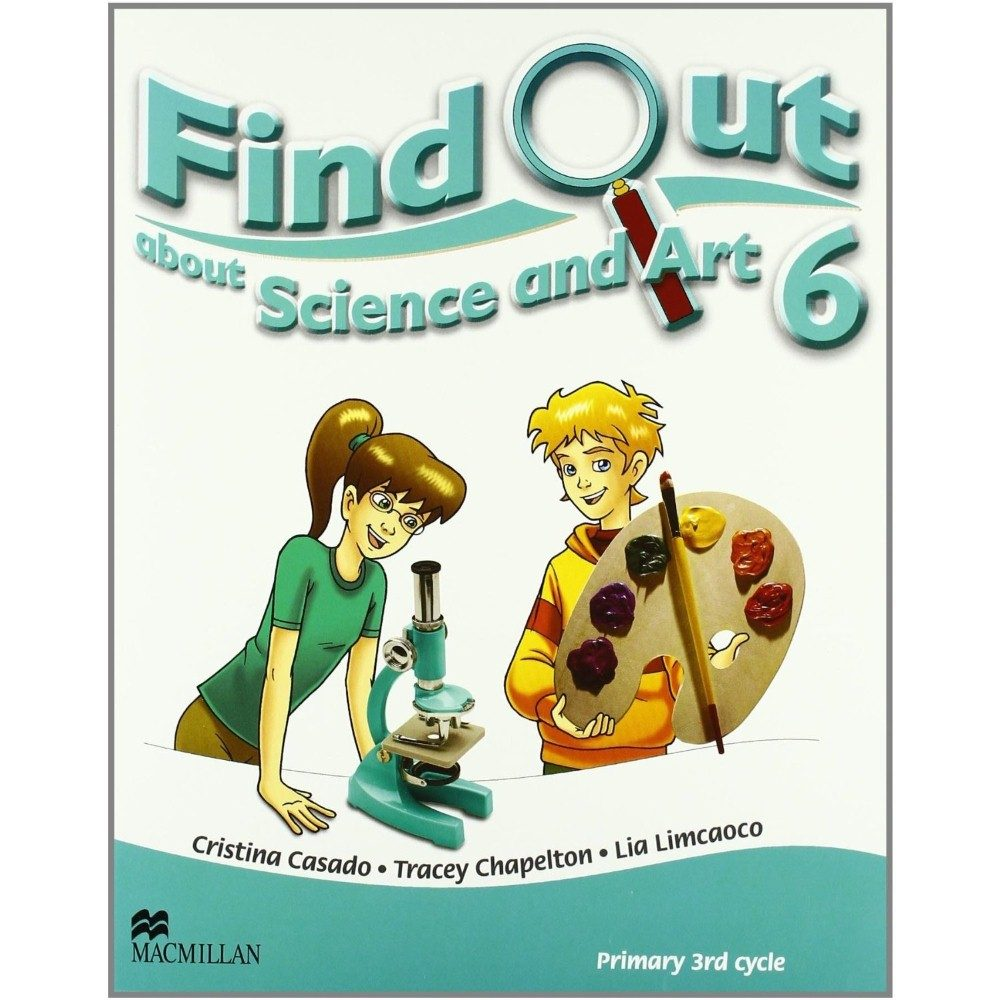 Find Out 6 Science & Art Act por Vv.aa. epub