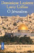 O Jerusalem: Recit por Dominique Lapierre;                                                                                    Larry Collins