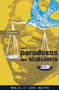Les Paradoxes Des Stoiciens por Ciceron epub
