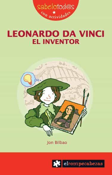 Resultado de imagen de leonardo da vinci el inventor el rompecabezas