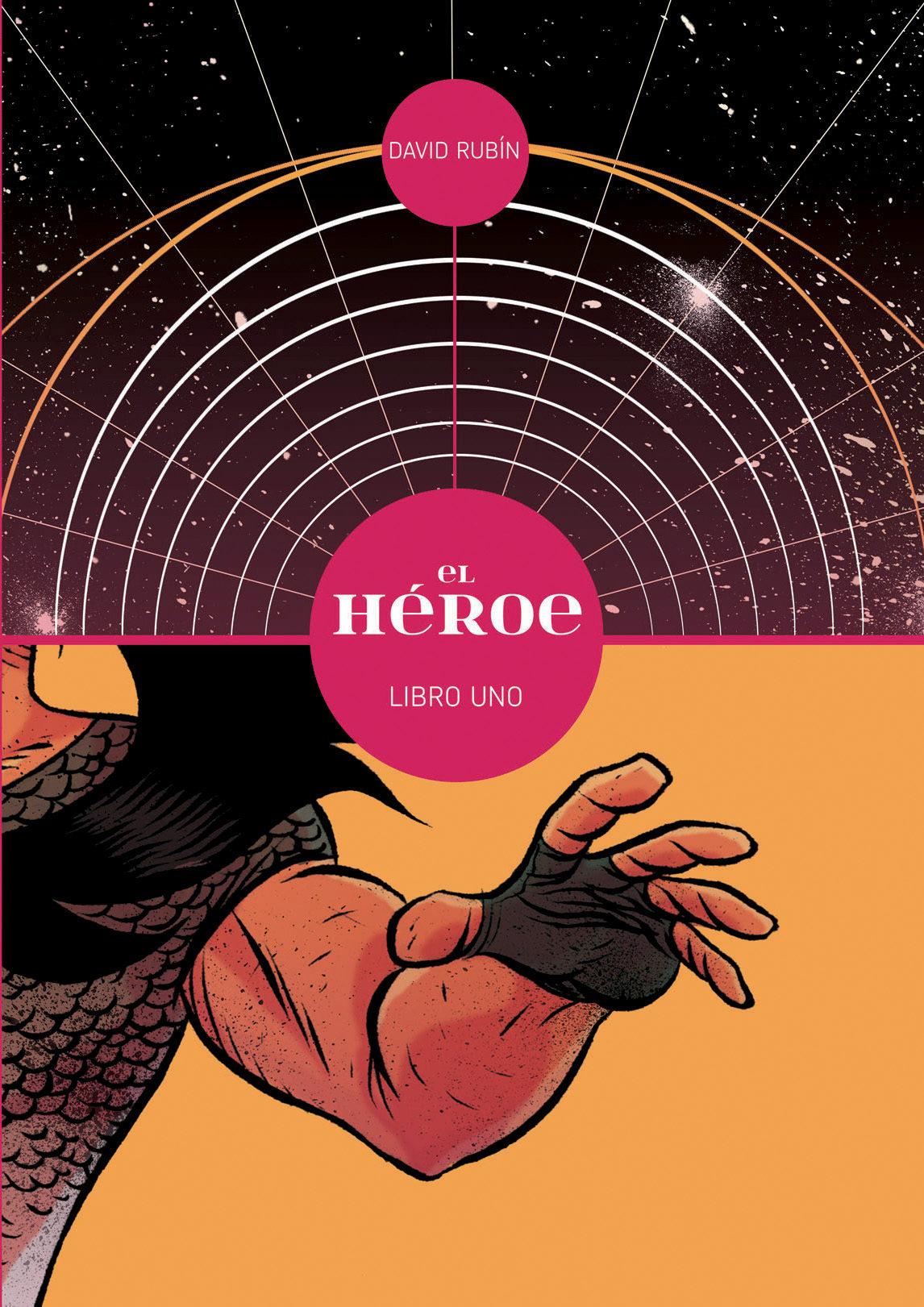 el heroe. libro 1-david rubin-9788415163114