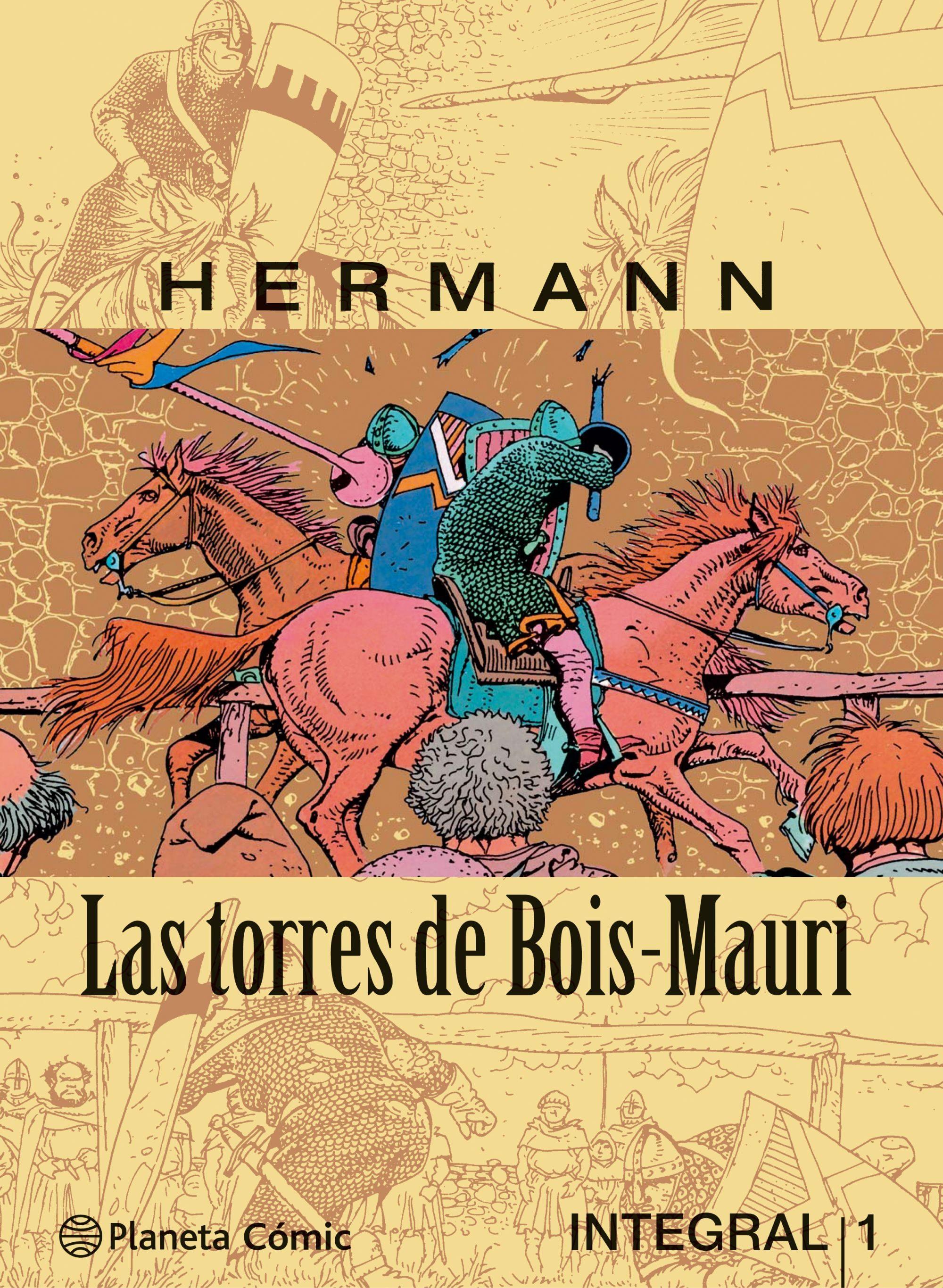 torres de bois-mauri-hermann huppen-9788416051014