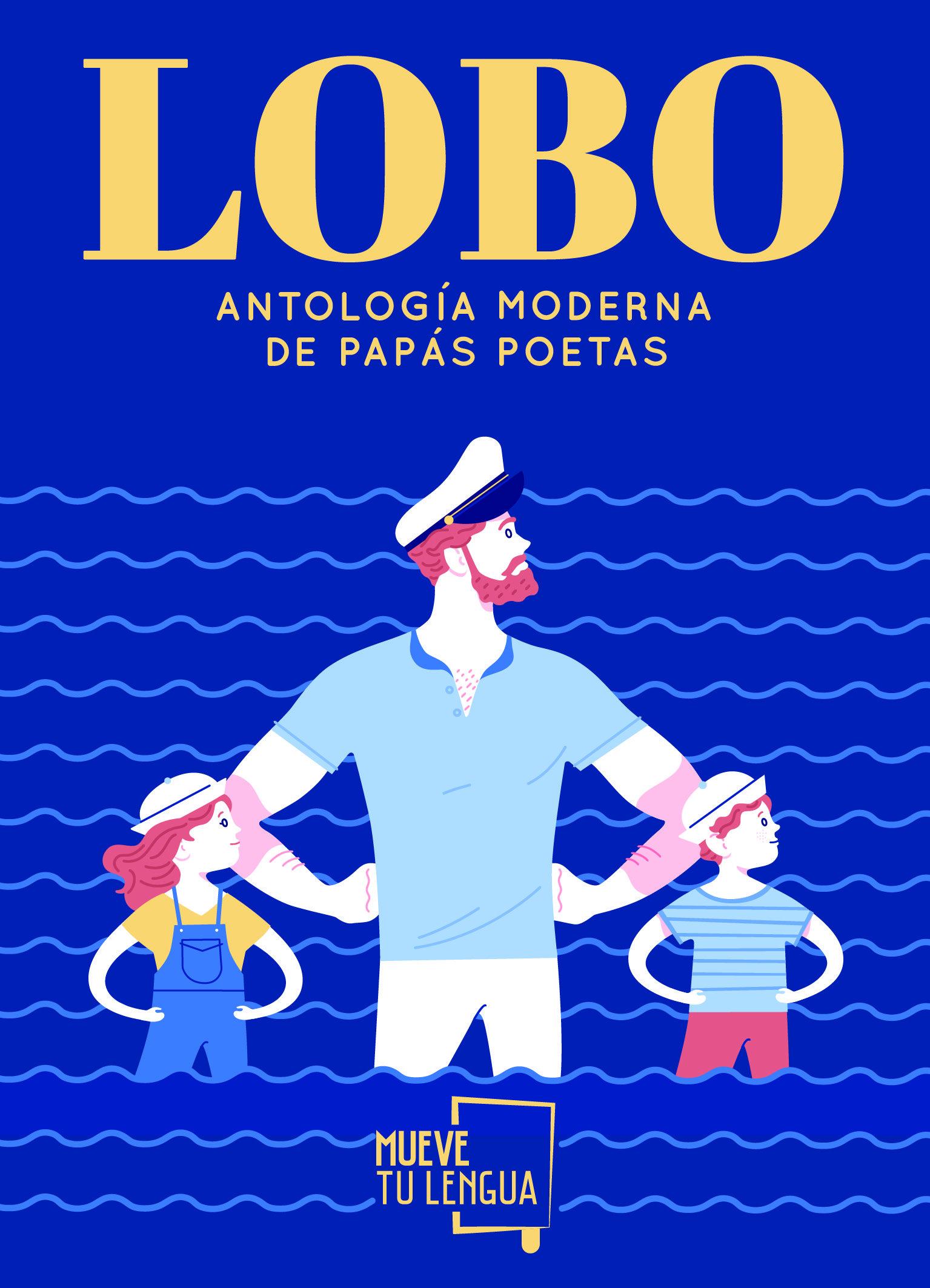 Lobo: Antologia Moderna De Papas Poetas por Vv.aa.