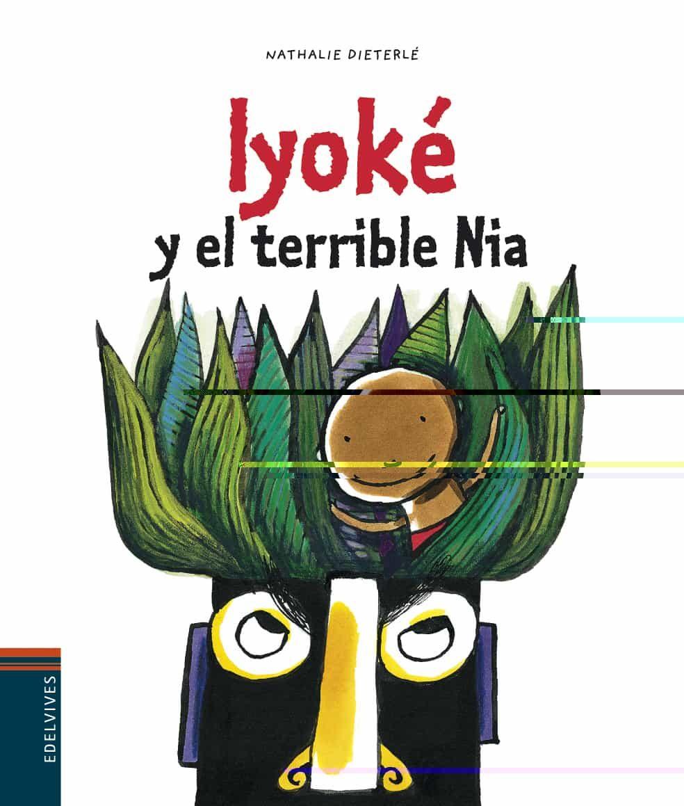 Resultado de imagen de iyoké y ell terrible l nia cuento