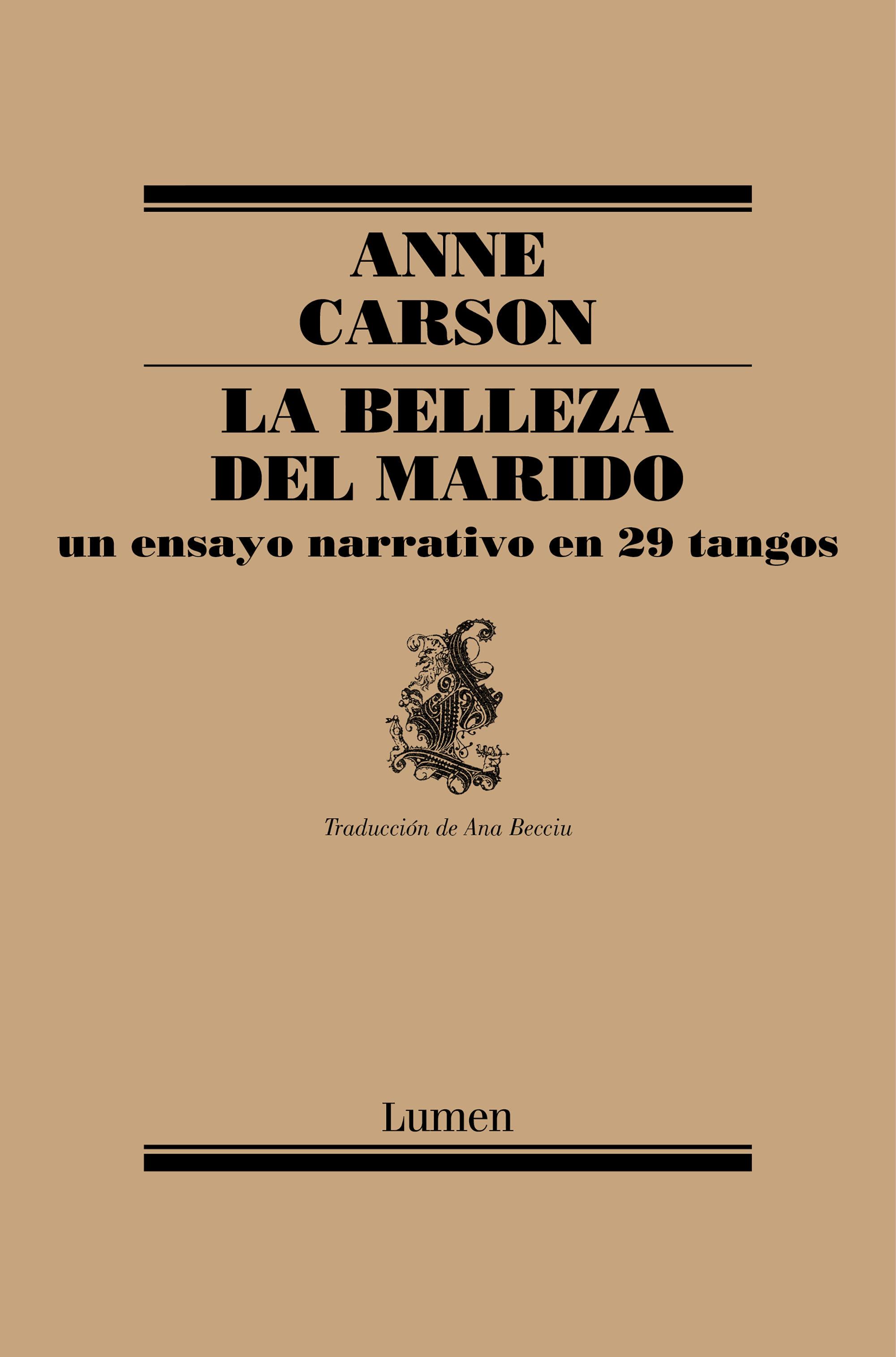 Resultado de imagen de ANNE SEXTON LA BELLEZA DEL MARIDO