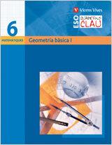 Geometría Bàsica I: Secundari 1º por Vv.aa.