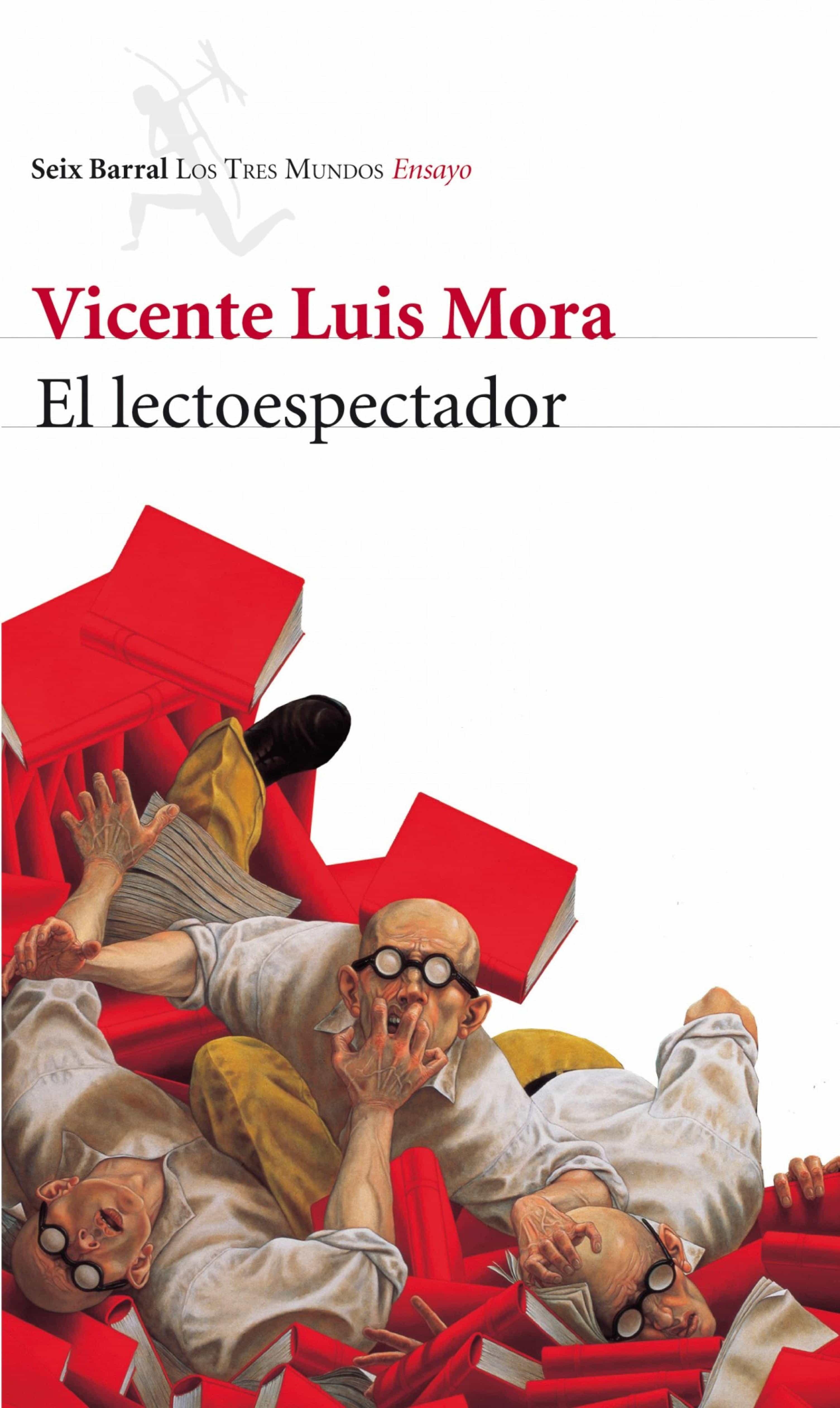 El Lectoespectador   por Vicente Luis Mora