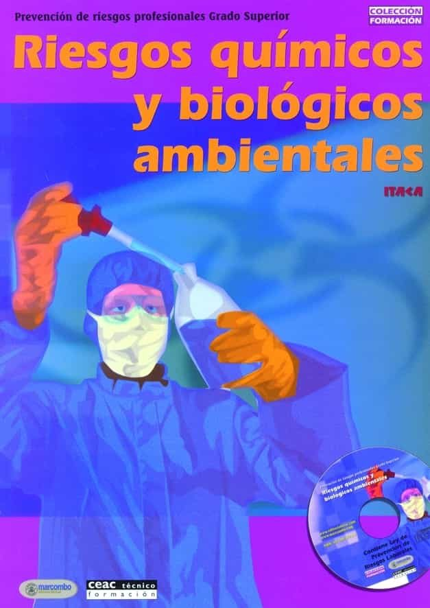 Riesgos Quimicos Y Biologicos Ambientales (incluye Cd) por Vv.aa. epub