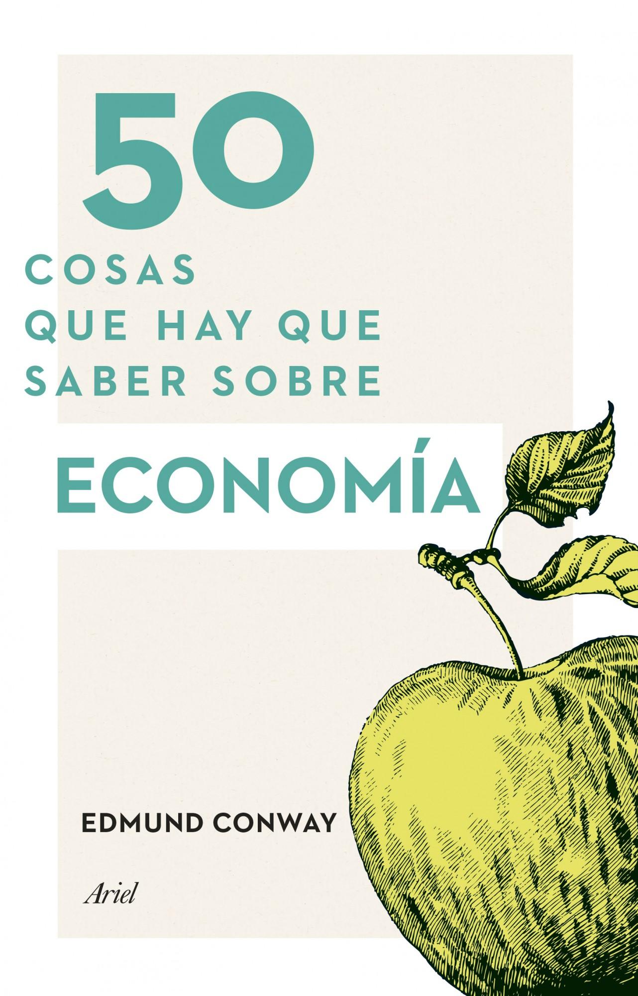 50 cosas que hay que saber sobre economia-edmund conway-9788434414914