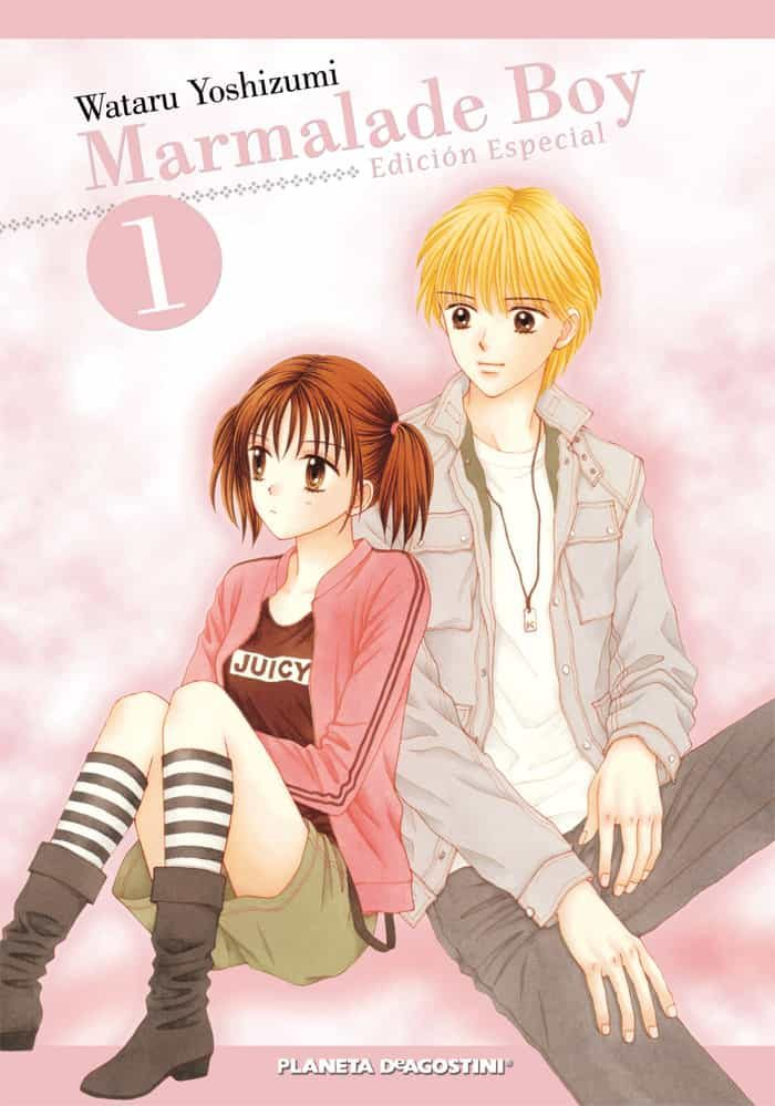 Resultado de imagen de marmalade boy manga