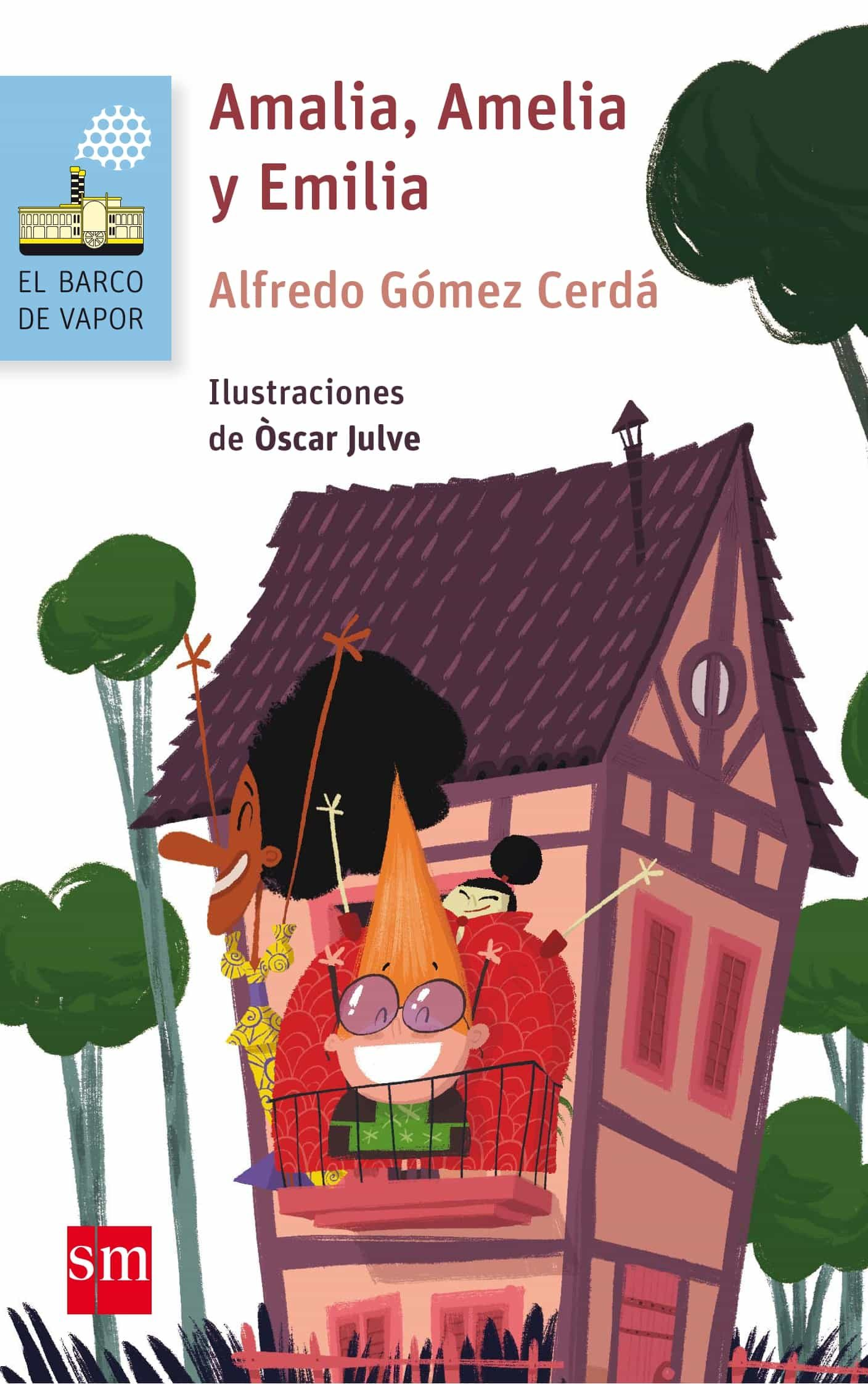 Amalia, Amelia Y Emilia por Alfredo Gómez Cerdá