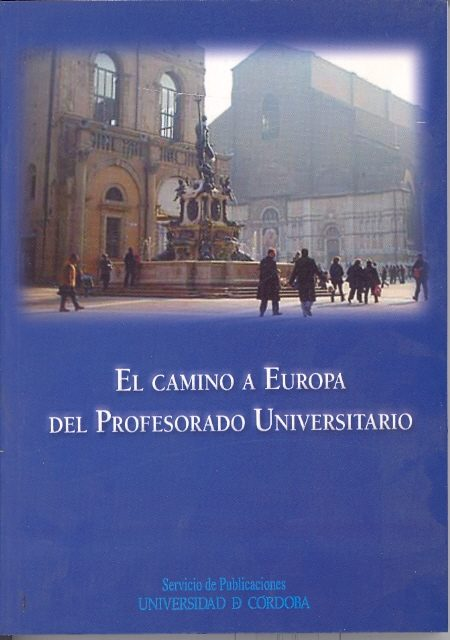 El Camino A Europa Del Profesorado Universitario por Vv.aa. epub