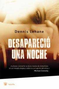 Desaparecio Una Noche por Dennis Lehane epub