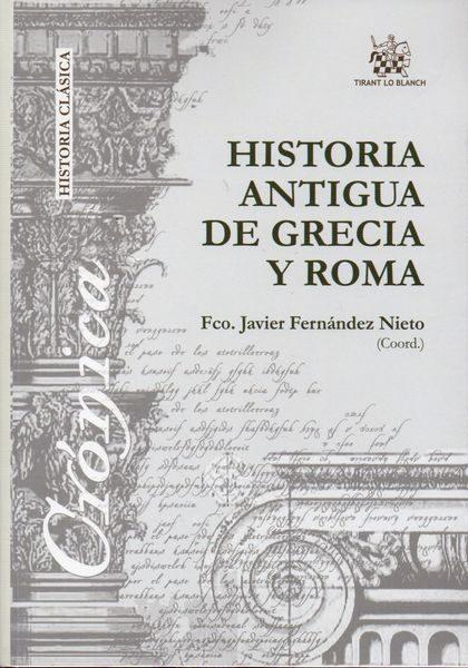 Historia Antigua De Grecia Y Roma por Fco. J. (coord.) Fernandez Nieto epub