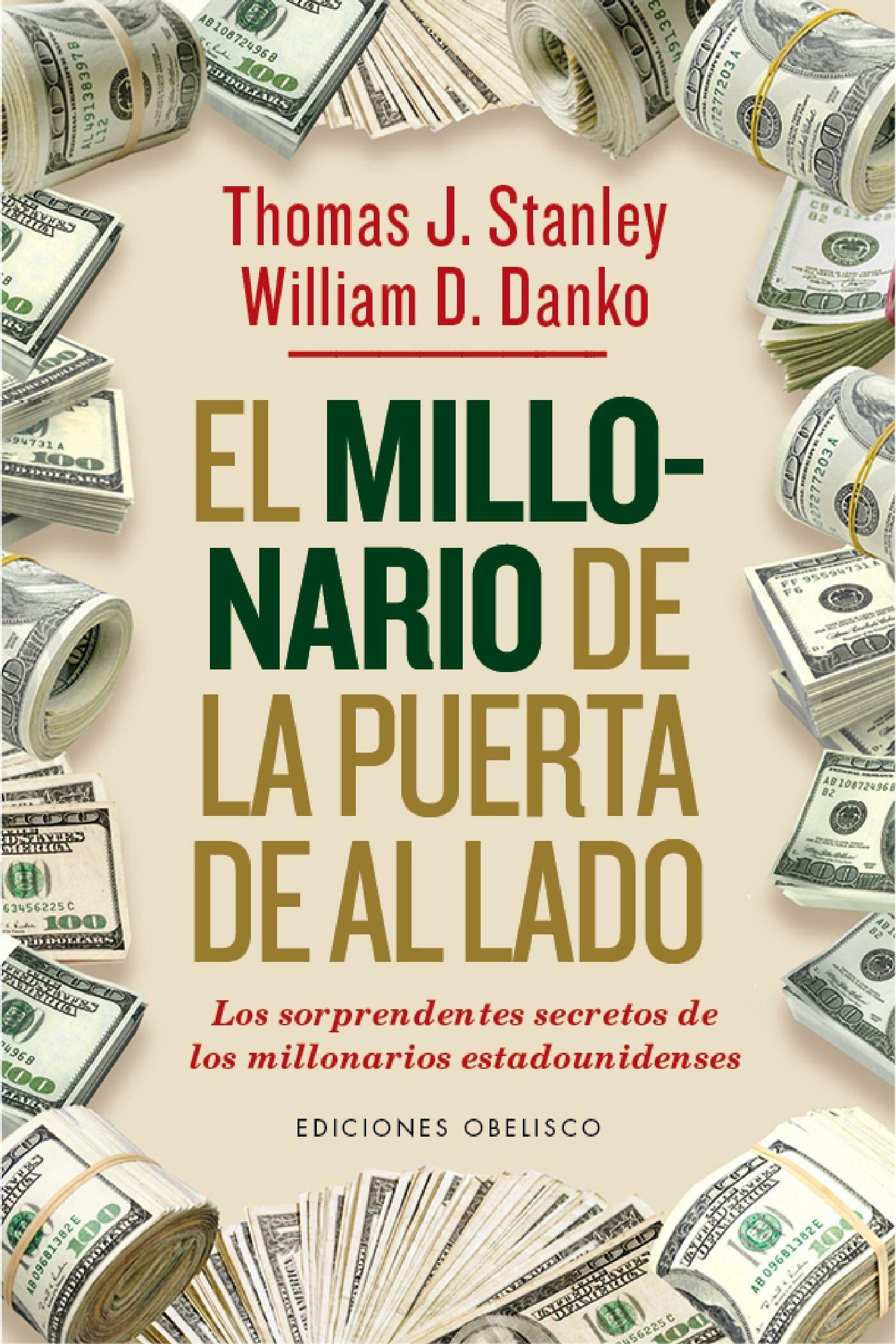 EL MILLONARIO DE LA PUERTA DE AL LADO EBOOK | THOMAS J ...