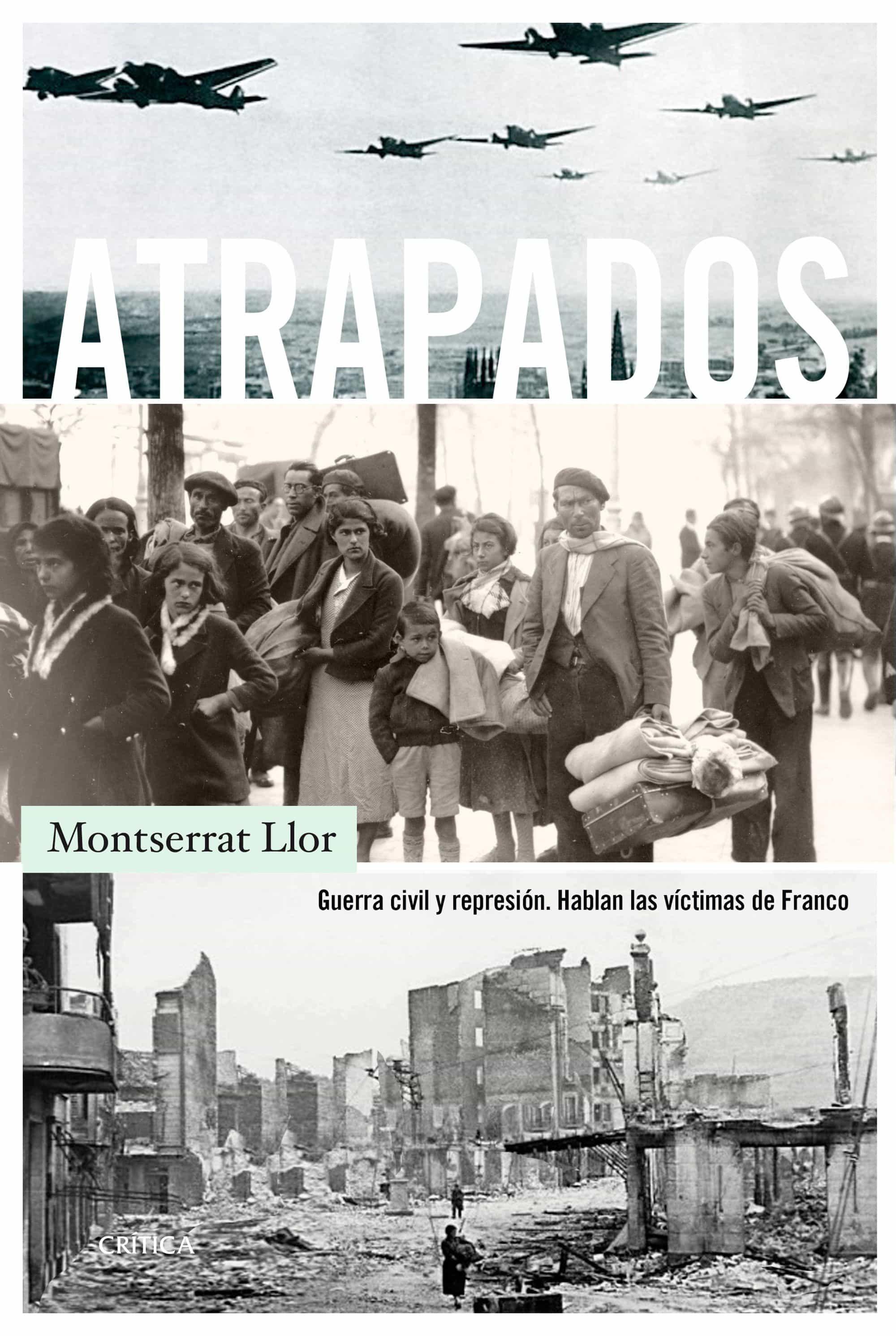 Atrapados por Montserrat Llor Serra