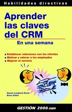 descargar APRENDER LAS CLAVES DEL CRM: EN UNA SEMANA pdf, ebook
