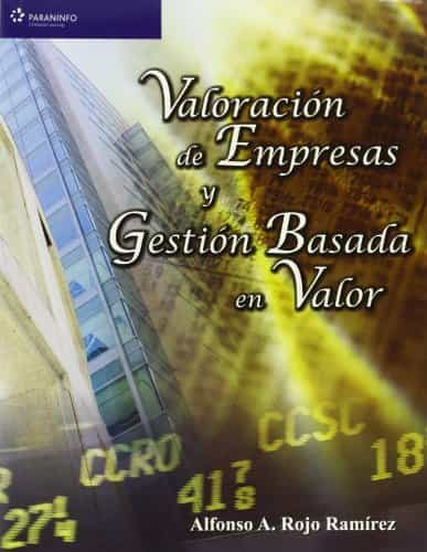 Valoracion De Empresas Y Gestion Basada En Valor por Alfonso A. Rojo Ramirez epub