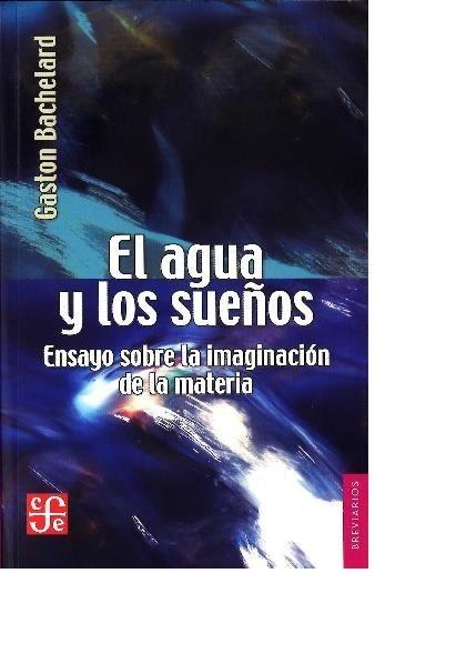 descargar EL AGUA Y LOS SUEÑOS pdf, ebook