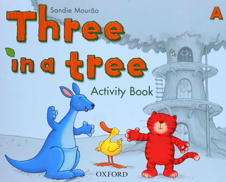 Three In A Tree Activity Book A por Vv.aa. epub
